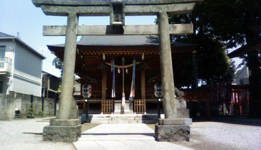 欅坂46も参拝した練馬白山神社 練馬の寺社・仏閣