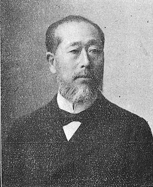 安田善次郎の画像