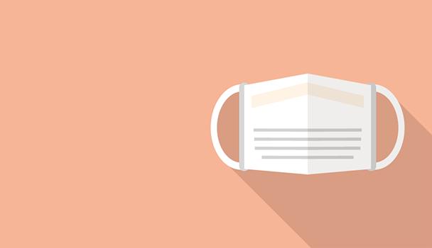 新型コロナに関するブログのキャッチ画像